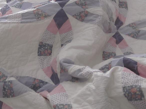 The Wedding Ring Quilt