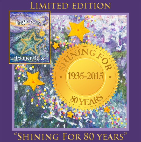 80 Year Shining Feature with Cover